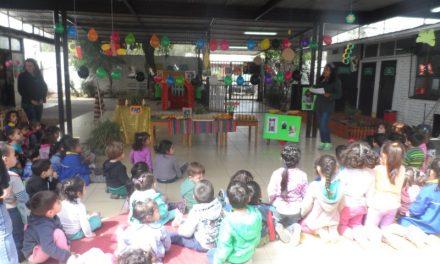 Celebración WIÑAYPACHA en el Jardin Infantil Ayin Antu