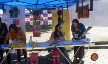 Notable participación del Liceo D-139 de Conchalí en la Feria de Programas Centro de Violencia Sexual (CVS)