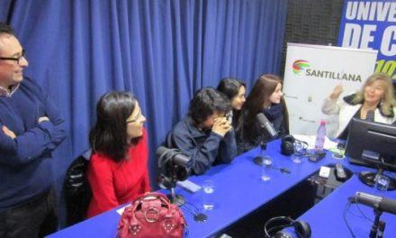 Destacada participación de los alumnos en programa Quiero Ser Científico