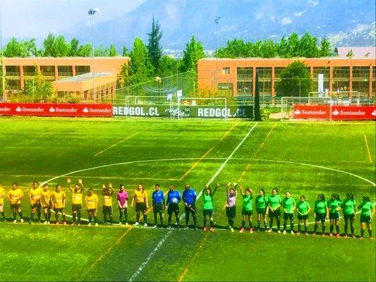 Campeonato interescolar IND Provincial deja CAMPEÓN al Liceo D-135 de Conchalí
