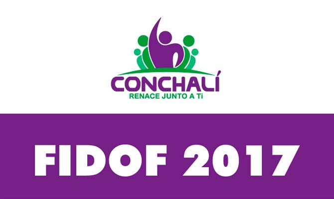 Postulaciones Fidof 2017