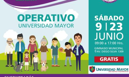 Operativo Universidad Mayor
