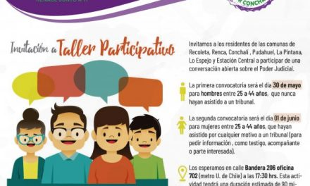 Invitación a Taller Participativo