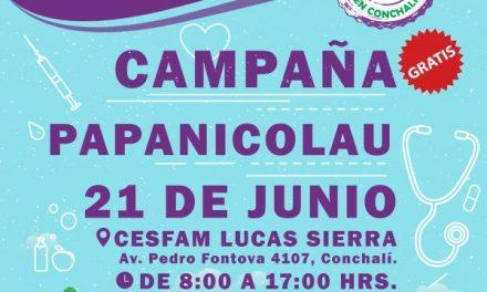 Campaña Papanicolau
