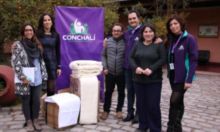 Trabajadores de Coresam comprometidos con la ayuda social