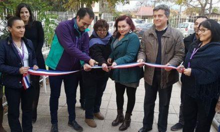 Remodelado SAPU Lucas Sierra abre sus puertas a la comunidad