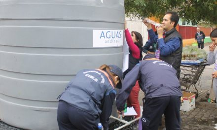 Emergencia corte de agua en Región Metropolitana