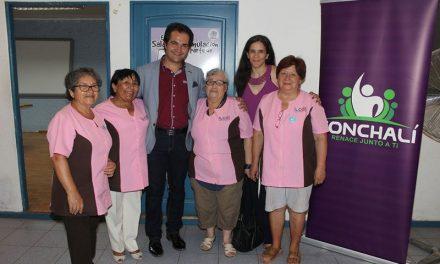 Alcalde René de la Vega asistió al Conversatorio sobre Atención Primaria de la Salud