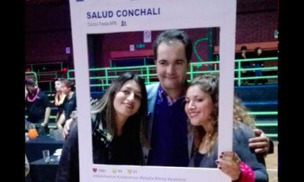Fiesta de Aniversario de Atención Primaria de Conchalí
