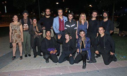 Lanzamiento de Talleres Artísticos del Centro Cultural Leganés
