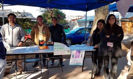 Primera Feria de Servicios Gratuitos El Municipio en tu Barrio