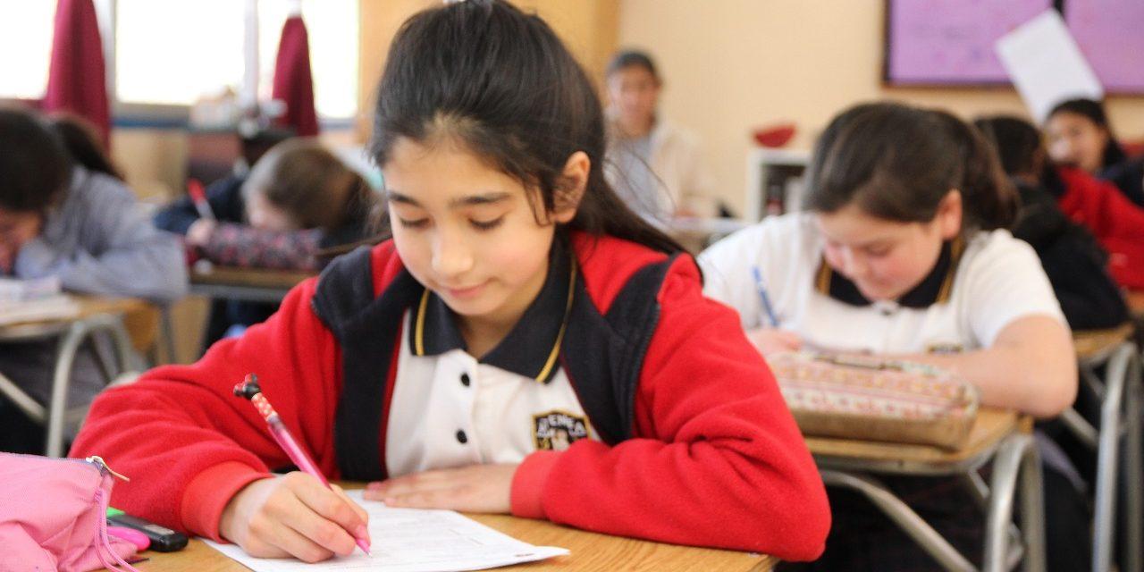 Importante aumento en puntaje de comprensión lectora en escuela Municipales de Conchalí