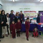 Nuevo sillón dental móvil para niños y niñas de Conchalí
