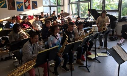 Brillante participación de Big Band Conchalí en Alemania