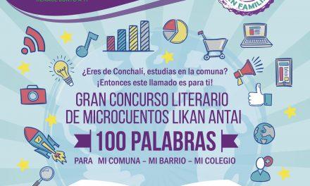 Concurso Literario de Microcuentos