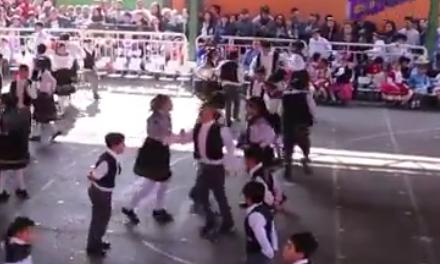 Colorida Presentación en Escuelas y Liceos de Conchalí