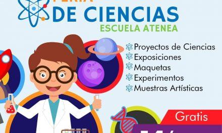 FERIA DE CIENCIAS ESCUELA ATENEA