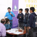 1er CONCURSO DE DELETREO COMUNAL