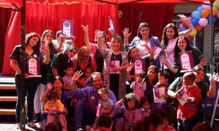 CON MAGIA Y JUEGOS SE DIO INICIO AL AÑO ACADÉMICO DE LOS JARDINES INFANTILES
