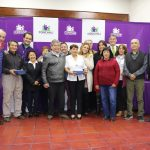 EMOTIVA CEREMONIA DE RETIRO VOLUNTARIO