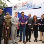 """GRAN ÉXITO DE CONVOCATORIA TUVO LA """"EXPO EMPLEOS AIEP CONCHALÍ 2019"""""""