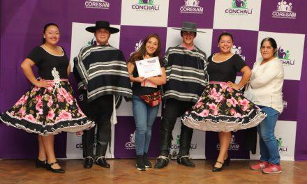 TENEMOS CAMPEONES COMUNALES DE CUECA ESCOLAR EN CONCHALÍ