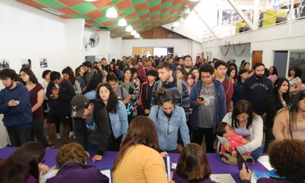 MÁS DE 200 ESTUDIANTES DE CONCHALÍ RECIBEN BECA DE EDUCACIÓN SUPERIOR 2019