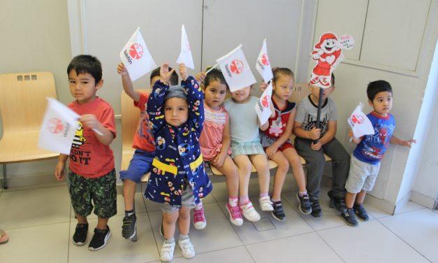 JARDÍN INFANTIL PEUMAYÉN COMPROMETIDO CON LA TELETÓN