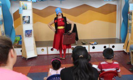 Niños de Conchalí conocen la cultura Mapuche por medio de Cuentos