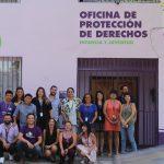 PROGRAMAS DE PROTECCIÓN DE LA NIÑEZ,  CON NUEVOS Y ACOGEDORES INSTALACIONES EN CONCHALÍ