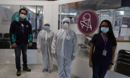 Alcalde de la Vega pone en marcha áreas aisladas en Cesfam para diagnosticar pacientes  Covid-19 positivo
